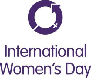 International Women's Day Logo.