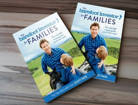 Barefoot Investor giveaway. The Leveraged Mama. featured.